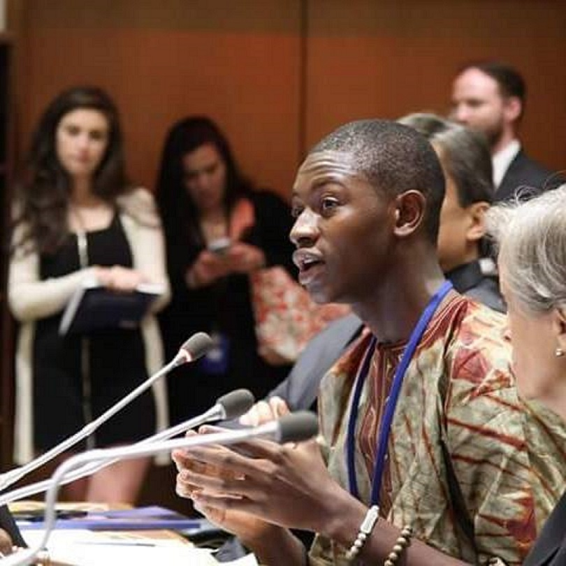 Liberia Youthful Child Rights Advocate On Liberians To Stop 'Preaching Politics of Hate'