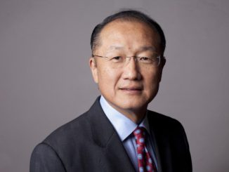 World Bank President Mr. Jim Yong Kim