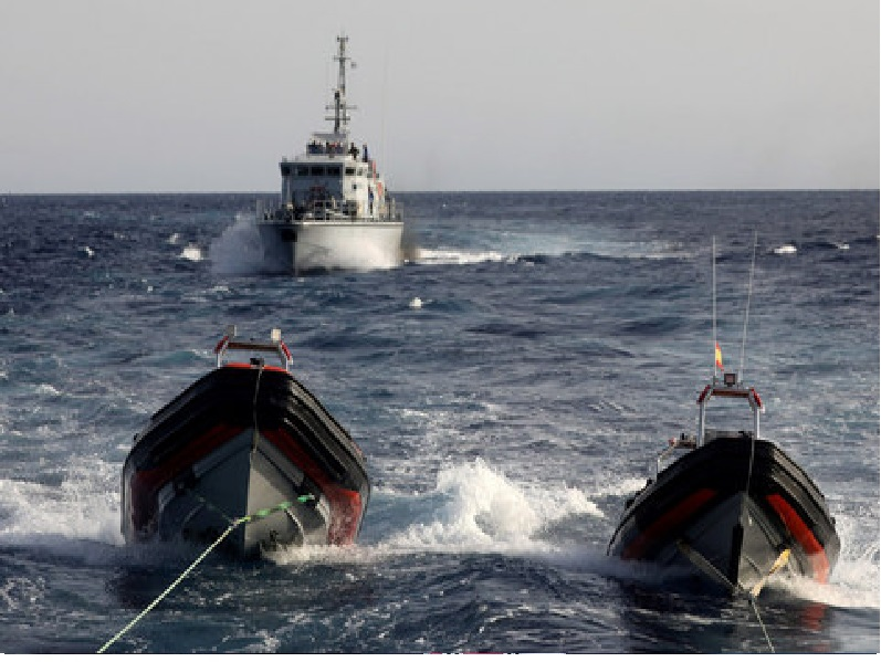 Libyan navy detains 20 Filipinos for alleged smuggling