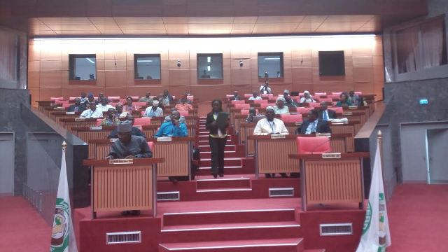 Regional Speaker Urges Colleagues To Uphold Oath As ECOWAS Parliament Climaxes Extraordinary Session -