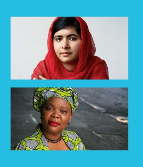 Malala Talks Gender Equality With Melinda Gates -