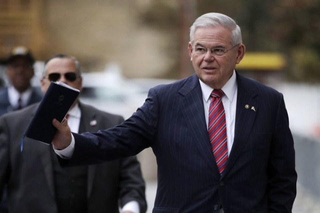 Menendez Trial Ends With Hung Jury