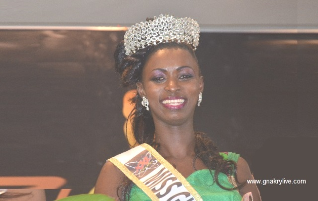 Miss Africa Continent Arrives In Liberia As Guest Of Miss Liberia -