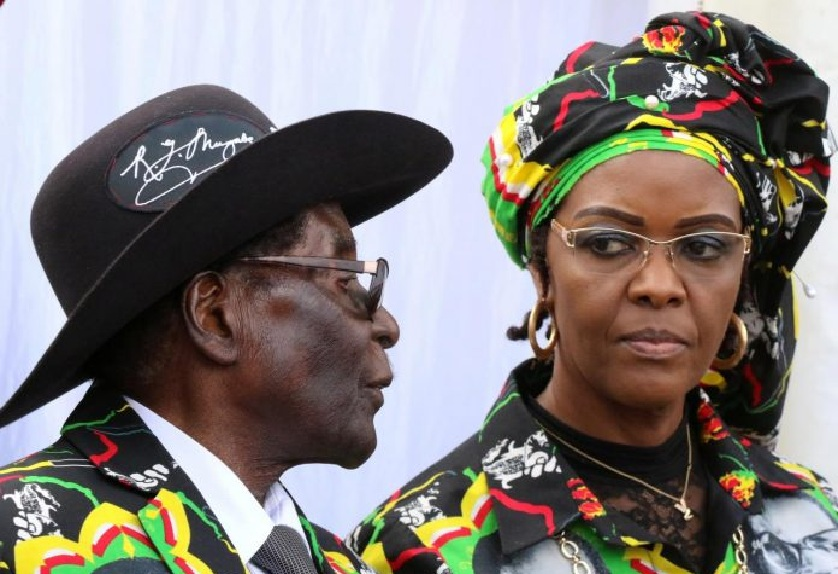 Grace Mugabe, Zimbabwe's first lady, To be Charged for Assault in South Africa -