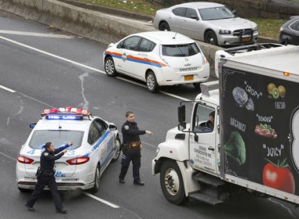 Three Killed in Cross Bronx Expressway Crash