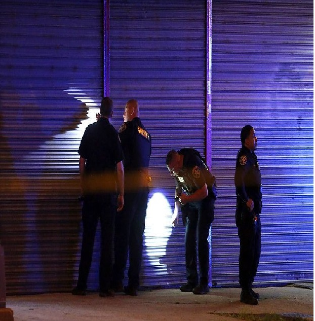 1 killed, another wounded in Newark shooting -