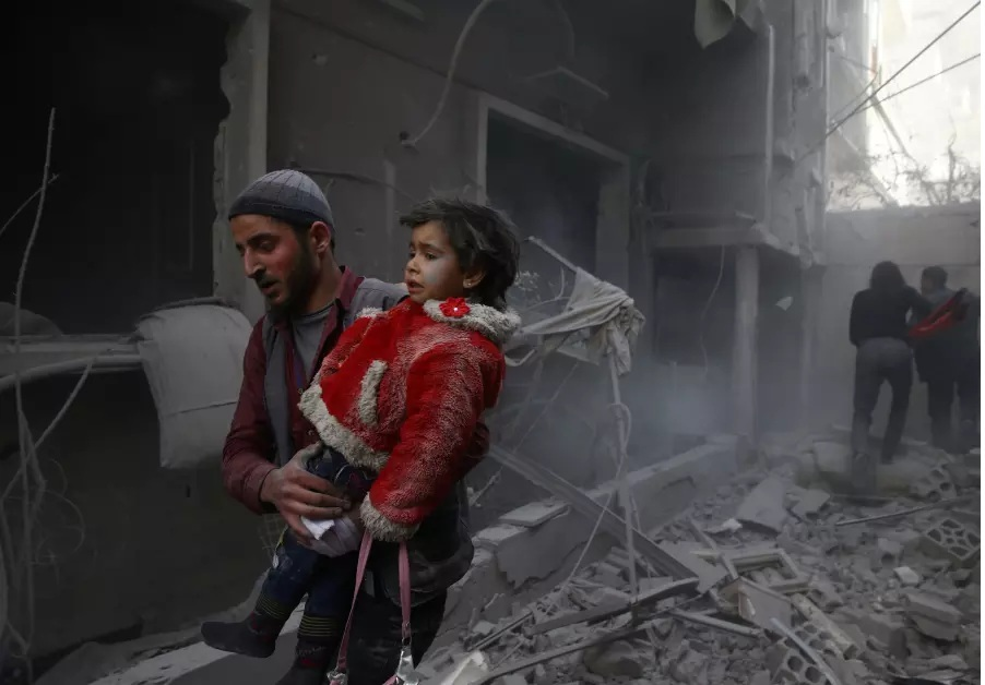 Syrian Observatory says war has killed more than half a million -