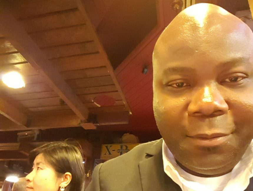 Liberian journalist Rodney Sieh founded FrontPage Africa and has partnered with Journalists for Human Rights.