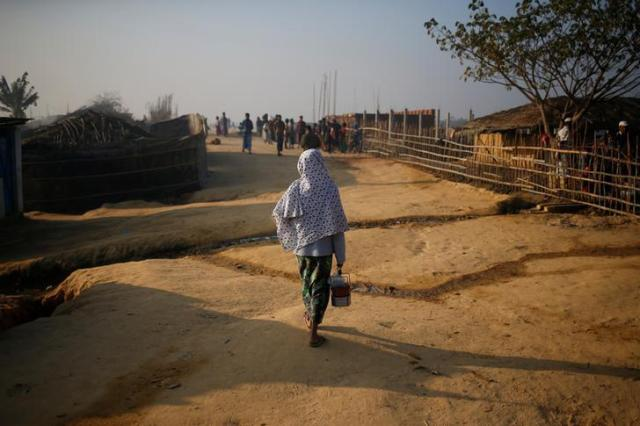 Burma: Security Forces Raped Rohingya Women, Girls -