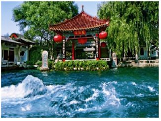 "Jinan is the capital of Shandong province, and is often called the ""Spring City"" for its 72 artesian springs"