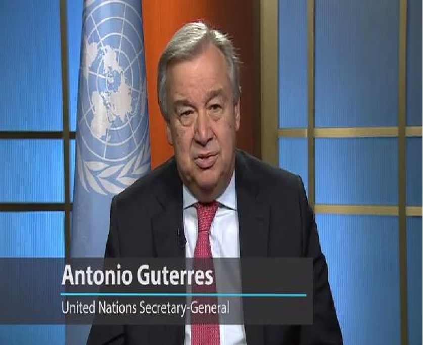 UN Secretary General Remarks At The Opening Of 72nd Session Of The General Assembly -
