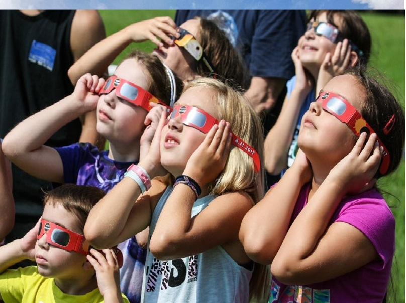 Solar eclipse blocks out 75 percent of sun in New Jersey -
