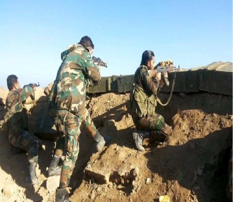 Syrian Army liberates key oil field as Raqqa offensive against Isis begins