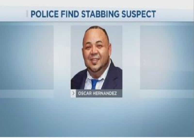 Police Nab Suspect Accused of Kidnapping His Daughter, Stabbing Her Mother to Death -