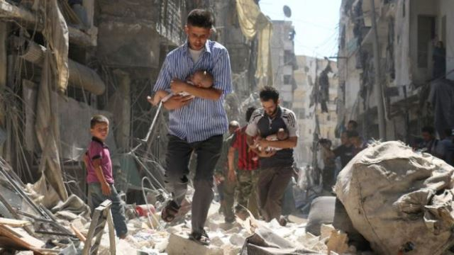 Amnesty report warns of crime against humanity in Syria -