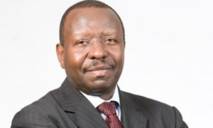 George Otieno, CEO of the African Trade Insurance Agency