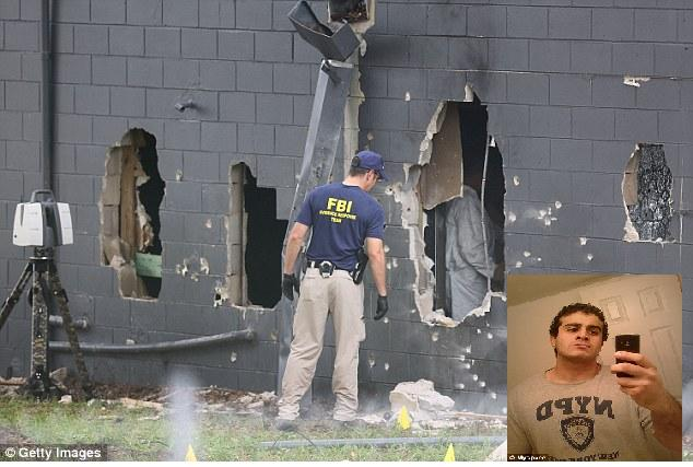 On Monday, authorities released more details about how Mateen was brought down. They said they punched a hole in one of the bathrooms of the club and that Mateen crawled out and engaged in a firefight with police