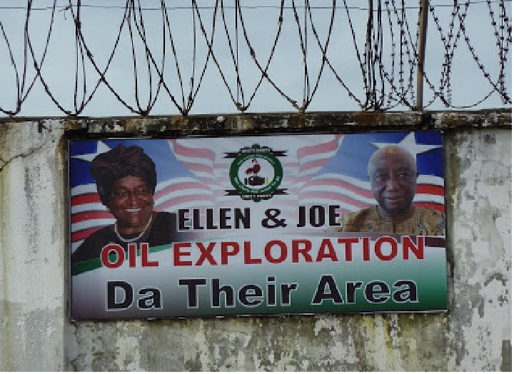 FLASHBACK: President Sirleaf and Vice President Boakai During The Last Elections In Liberia