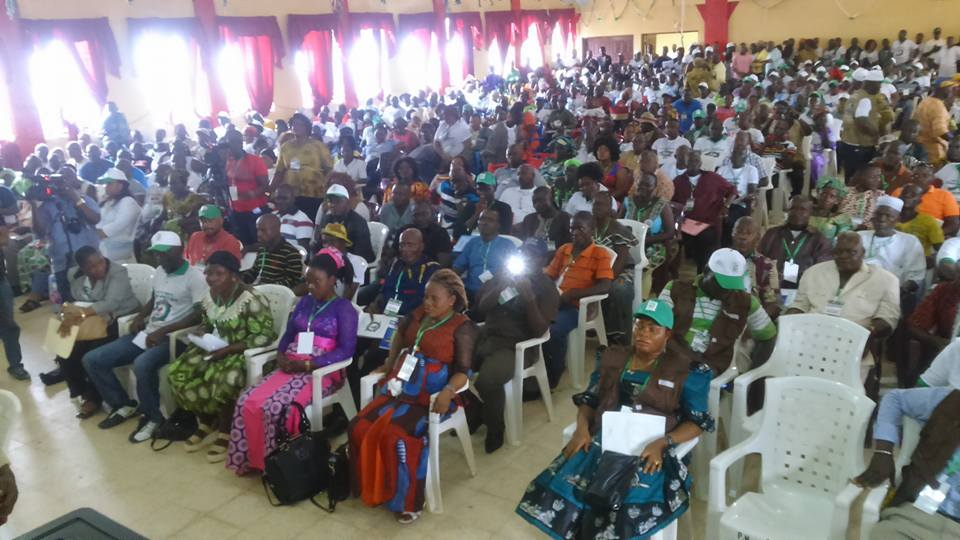 Observers and UP Partisans At The Convention