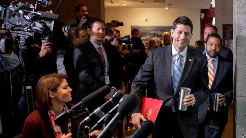 White House: House to Vote on Replacing Obamacare Friday After Postponement -