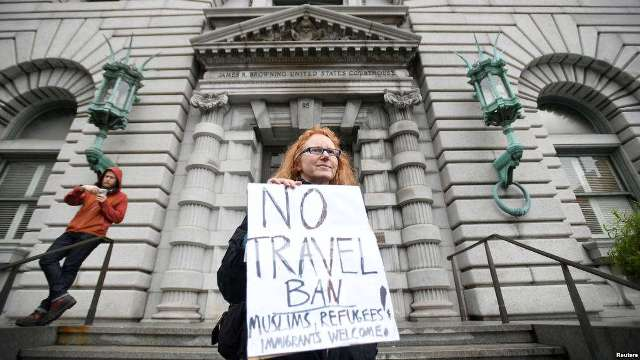 Trump Administration Keeping 'Every Single Option' Open Regarding Travel Ban -