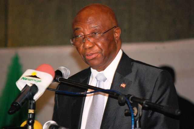 Liberians Vote for President Sirleaf's Successor