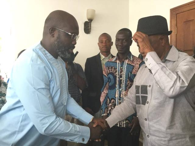 President-elect George Weah Craves For Unify Government, Urges His Rival To Submit Names Of 'Capable Liberians' -