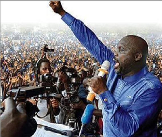 In Defiance of Political Bullying… Weah Amassing More Swing Votes -
