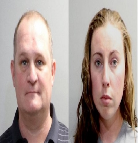 White couple arrested after pulling gun on Black family in