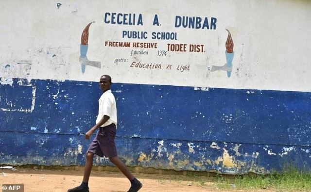 Liberia's controversial school reforms divide the nation a year on -
