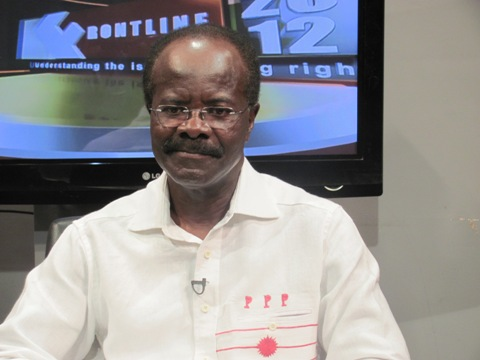 Dr. Papa Kwesi Nduom, Presidential candidate for PPP