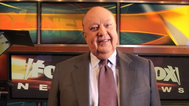 Former Fox News CEO Roger Ailes has been accused of sexual harassment by several women. Photo: Jim Cooper