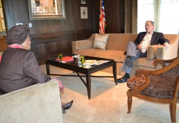 president-sirleaf-and-president-goerge-h-w-bush-in-a-chit-chat-during-the-visit