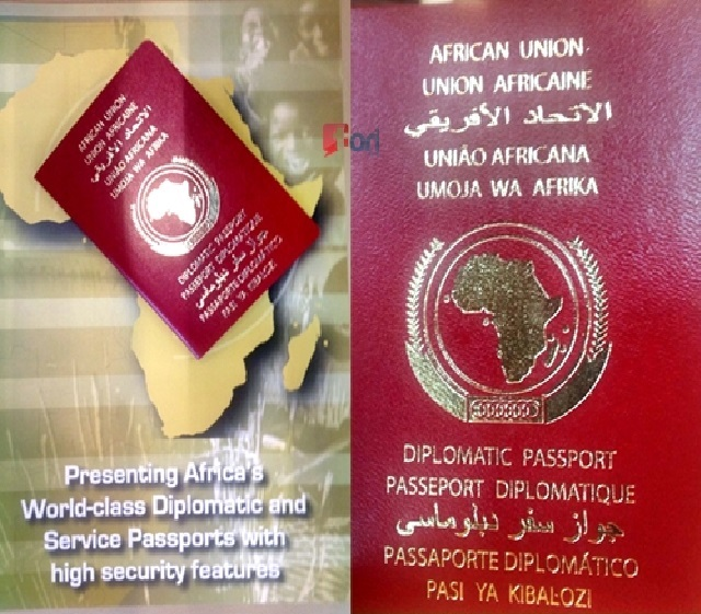 The AU Passport See What Looks