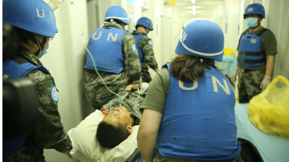 Soldiers and police put lives on the line on UN missions, but lack of medicines and proper care makes job more difficult