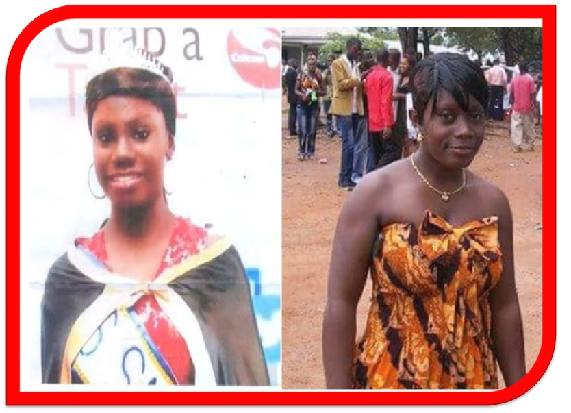 THEY'RE DEAD: Ms. Forh and Ms. Cheru