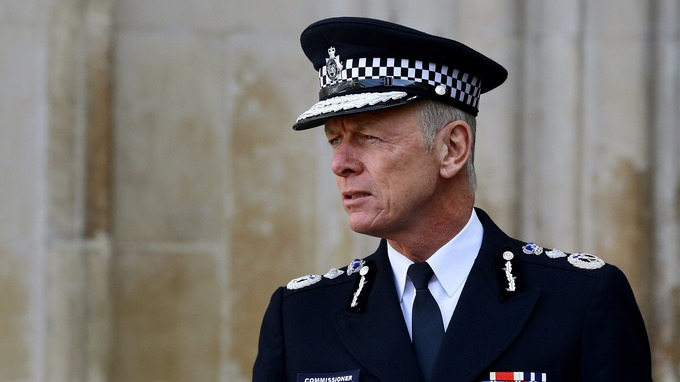 Sir Bernard Hogan-Howe Credit: PA