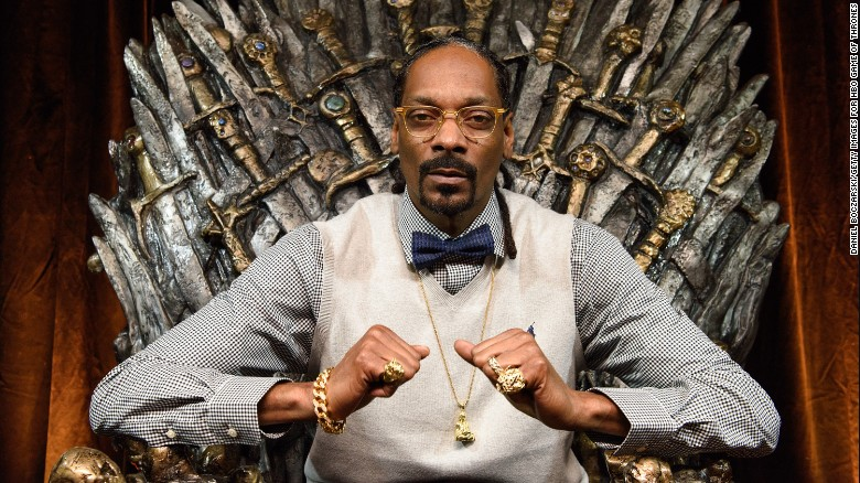 Snoop Dogg was performing at a concert in Camden, New Jersey, when a roof collapsed