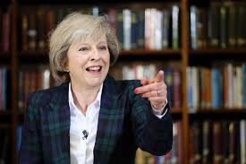 UK Prime Minister, Theresa May